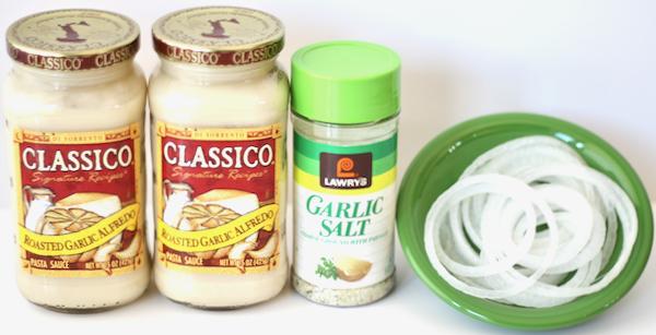 Crockpot Alfredo Chicken Recipe