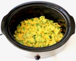 Crockpot Cheesy Broccoli Recipe