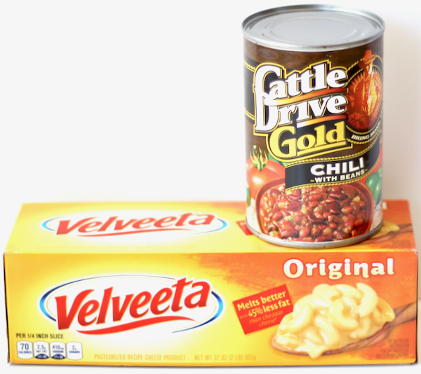 Crockpot Chili Cheese Dip Velveeta