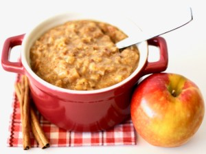 Crockpot Apple Oatmeal Recipe