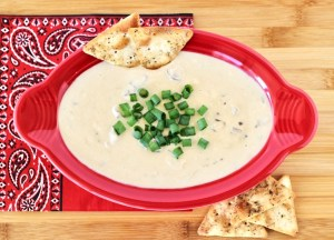 Crockpot French Onion Dip Recipe