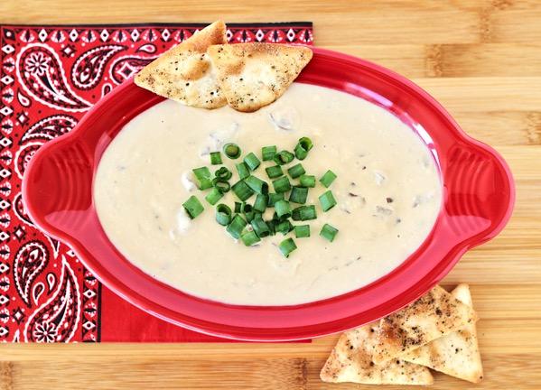 Crockpot French Onion Dip Recipe