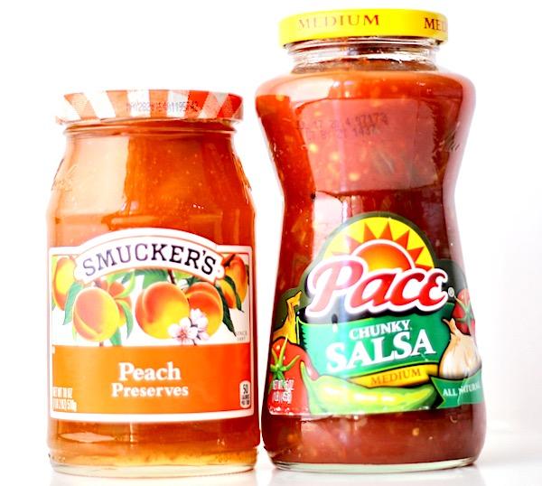 Peach Salsa Chicken Recipe