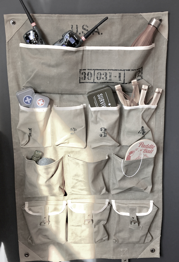 Playroom Shoe Organizer