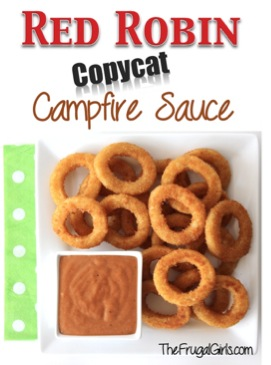 Red Robin Copycat Campfire Sauce