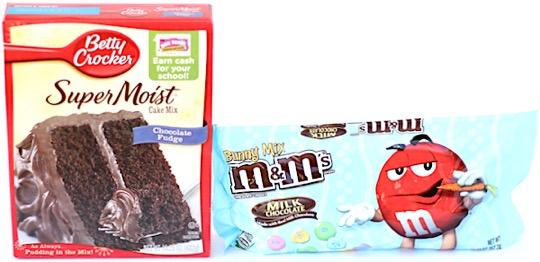 Easter Chocolate Cookies Easy