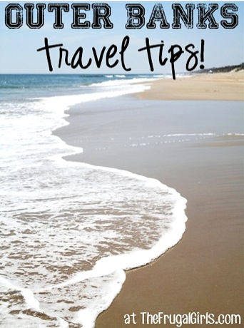 Best Outer Banks Travel Tips from TheFrugalGirls.com
