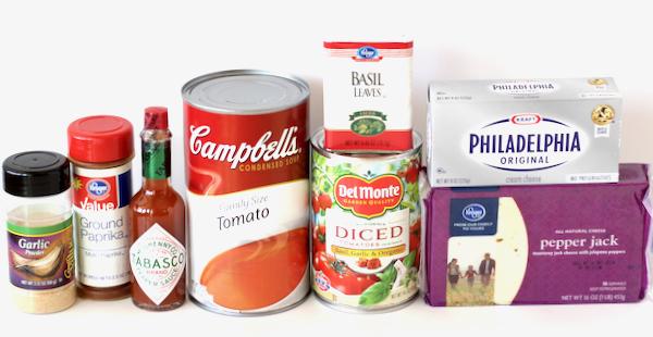 Tomato Pepper Jack Soup Recipe