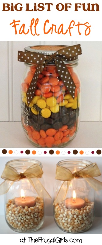 23 Fun Fall Crafts For Adults And Kids Cozy Fall Craft