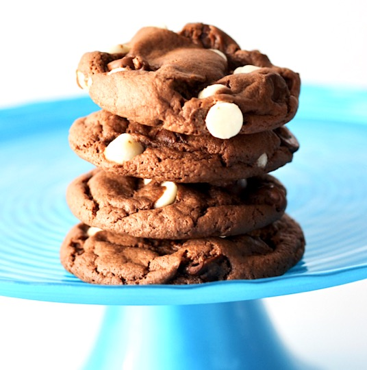 Triple Chip Chocolate Cake Mix Cookies Recipe