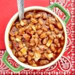 Crockpot BBQ Baked Beans Recipe