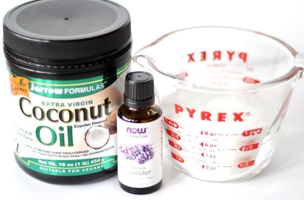 Lovely Lavender Sugar Scrub Recipe