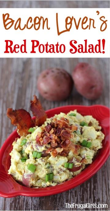 Bacon Lover's Red Potato Salad Recipe