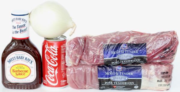 Crockpot Coca-Cola Pulled Pork Recipe