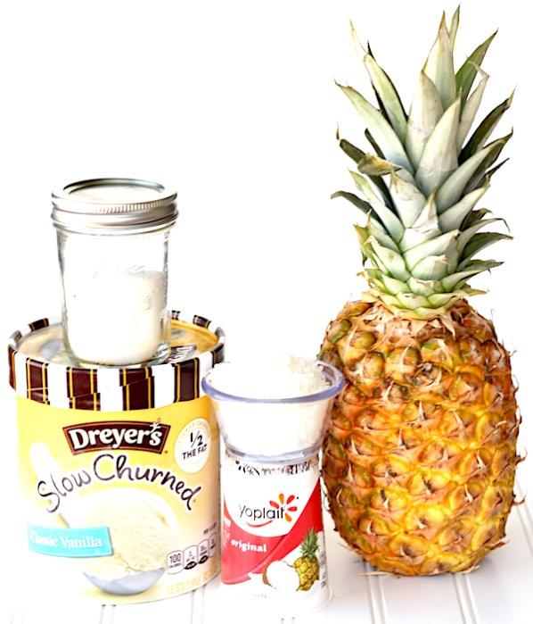 Fresh Pineapple Smoothie Recipe