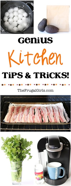 101 Genius Kitchen Tips and Tricks to Save Time and Effort!