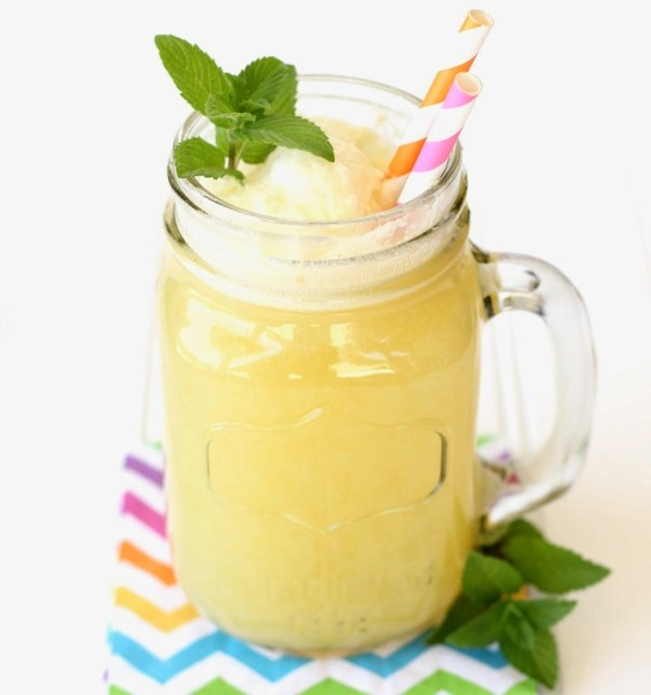 Sparkling Pineapple Punch Recipe