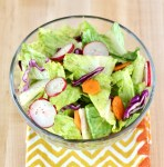 Sweet and Sour Summer Salad Recipe