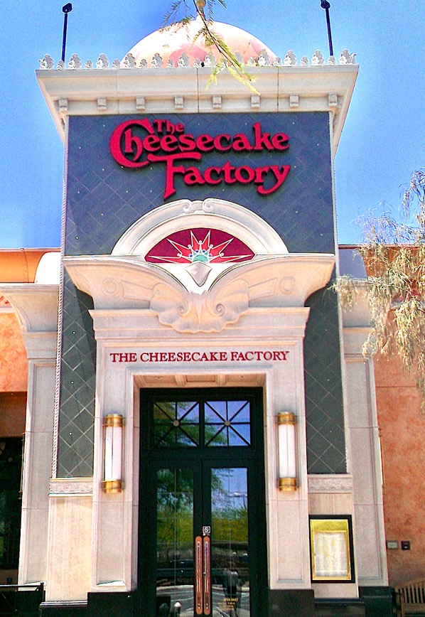 The Cheesecake Factory Recipes