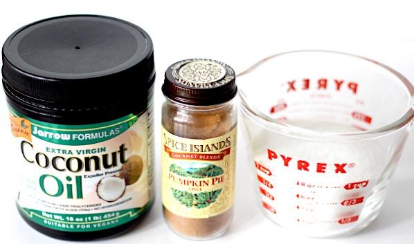 Pumpkin Sugar Scrub Recipe DIY Mason Jar Gift