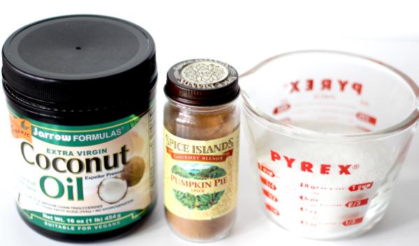 Pumpkin Sugar Scrub Recipe DIY