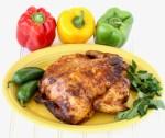 Crockpot Santa Fe Whole Chicken Recipe