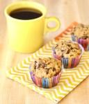 Pumpkin Spice Chocolate Chip Muffins Recipe