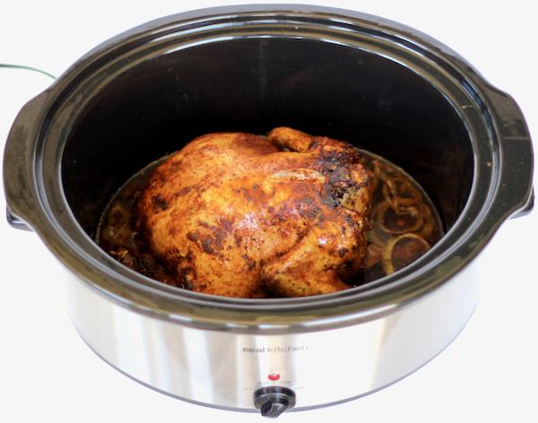 Southwest Chicken Crockpot Recipe