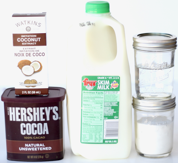 Coconut Hot Chocolate Recipe
