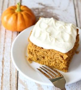Easy Pumpkin Spice Cake Recipe Simple