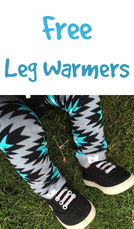 Free Leg Warmers for Babies at TheFrugalGirls.com