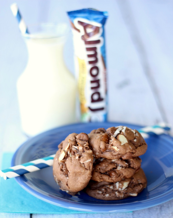 Coconut Chocolate Cake Mix Cookies Recipe