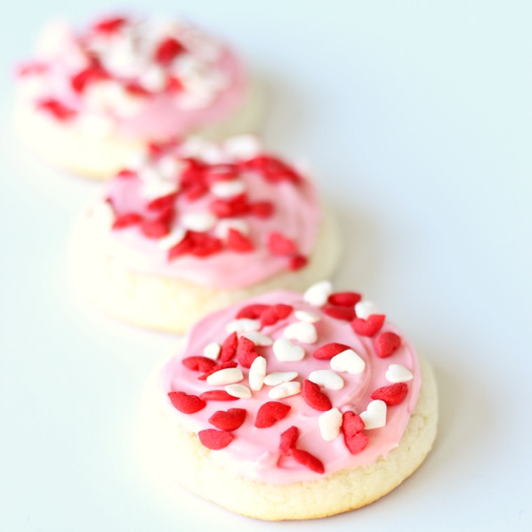 Valentine Day Cookie Recipe