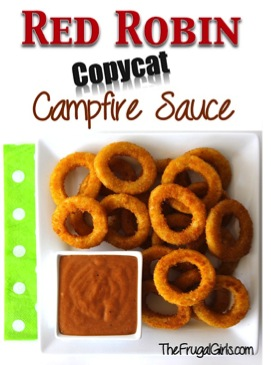 Red Robin Copycat Campfire Sauce Recipe
