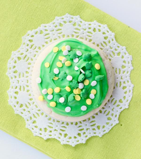 St Patricks Day Cookies Recipe
