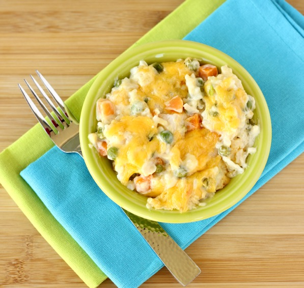 Creamy Chicken and Vegetable Casserole Recipes