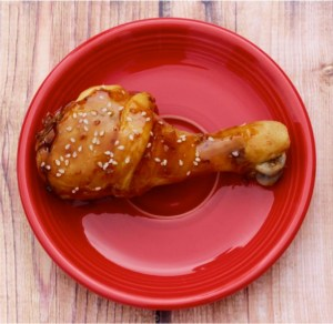 Crock Pot Teriyaki Chicken Drumsticks at TheFrugalGirls.com