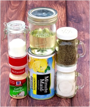 Easy Lemonade Chicken Marinade