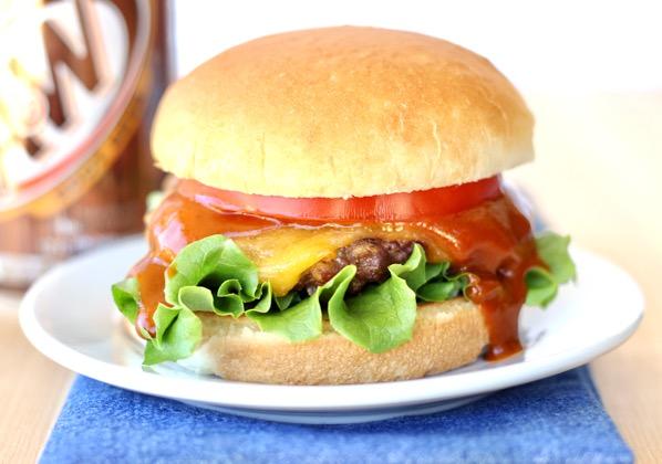Easy Steakhouse Burger Recipe