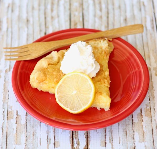 Blender Lemon Pie Recipe