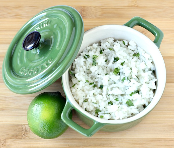 Cilantro Lime Rice Recipe Easy