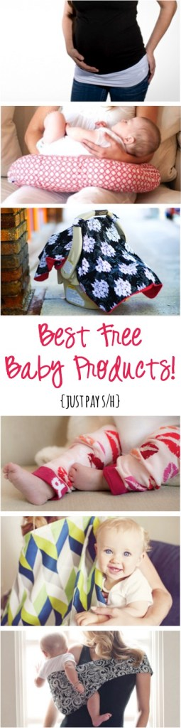 Best Free Baby Products | TheFrugalGirls.com