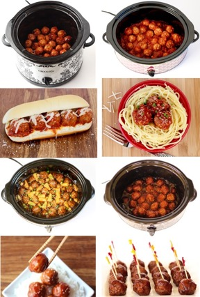 Easy Meatball Recipes for Dinner or Parties!