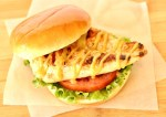 Honey Mustard Grilled Chicken Sandwich Recipe