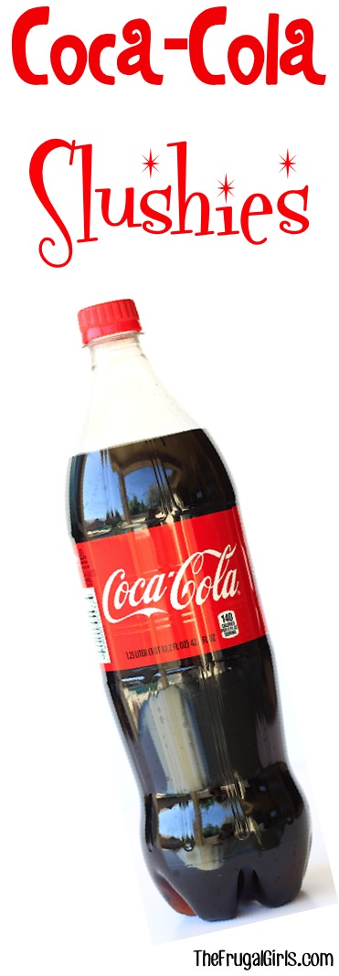 Coca Cola Slushie Recipe from TheFrugalGirls.com