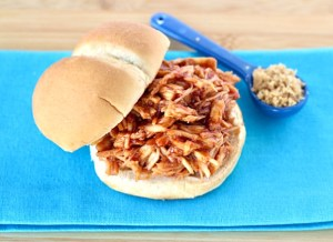 Crockpot Hickory BBQ Chicken Recipe