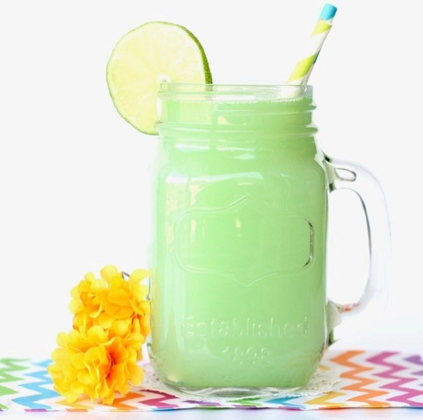 Lime Sherbet Party Punch Recipe