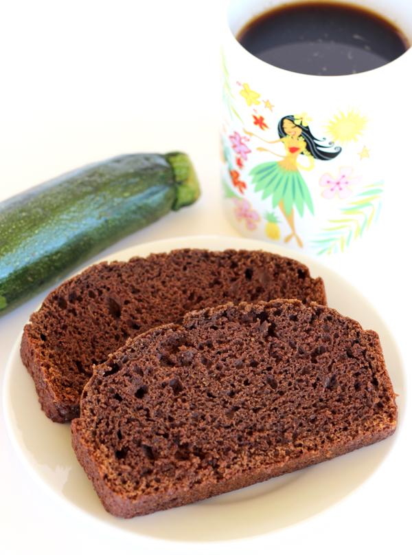 Chocolate Zucchini Bread Recipe Easy