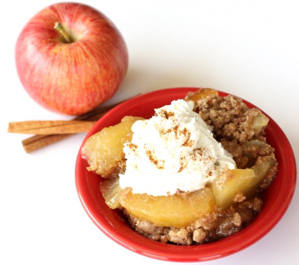 Crockpot Apple Dump Cake Recipe