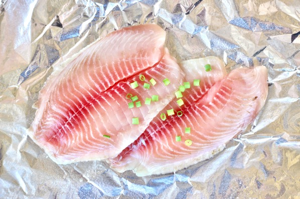 Easy Grilled Tilapia Recipe